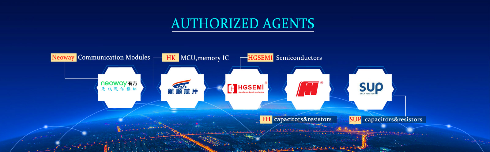 Authorized Agents